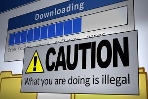 Eine Abmahnung wegen illegalem Filesharing konnte früher teuer werden.